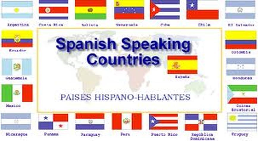 Spanish Speaking Countries - La clase de ESPAÑOL